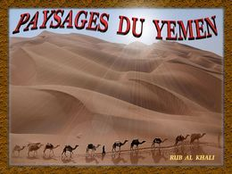 Paysages du Yémen