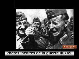 Photos inédites de la guerre 40-45 4