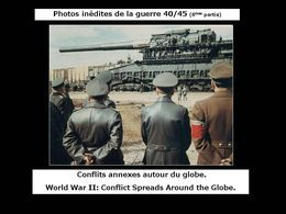 Photos inédites de la guerre 40-45 6