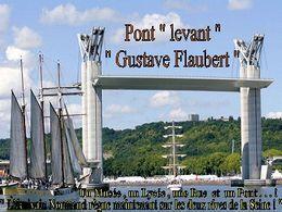 Pont Gustave Flaubert de Rouen
