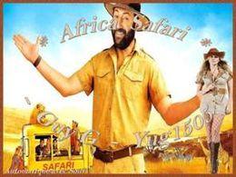 Diaporama Africa safari