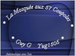 La mosquée aux 57 coupoles
