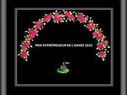 Prix entrepreneur de l'année 2010