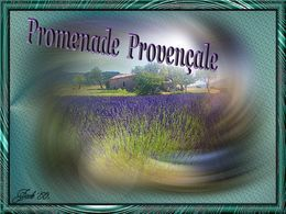Promenade provençale