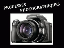 diaporama Prouesses photographiques