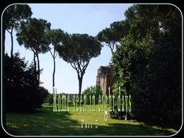Rome seen in eight days part 5