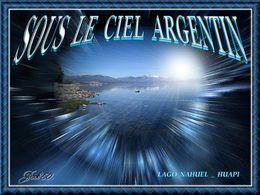 Sous le ciel argentin
