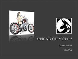 String ou moto