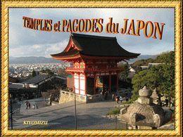 Le diaporama Temples et pagodes du Japon