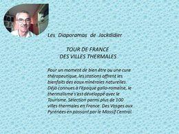 Tour de France des villes thermales