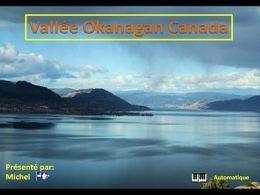 Vallée Okanagan Canada