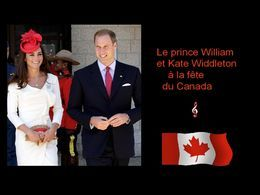 William et Kate au Canada