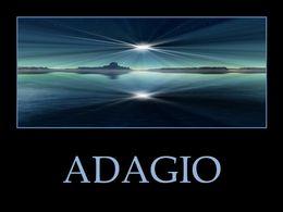 diaporama pps Adagio Albinoni