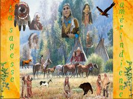 diaporama pps Amérindiens et leur sagesse 2
