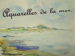 diaporama pps Aquarelles de la mer