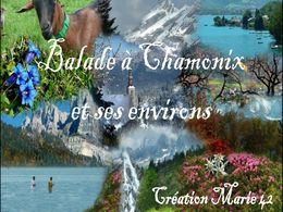 diaporama pps Balade à Chamonix et ses environs