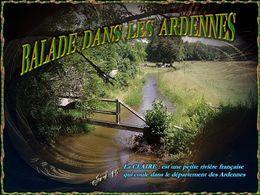 diaporama pps Balade dans les Ardennes