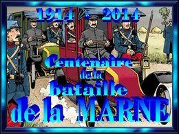 diaporama pps Bataille de la Marne 1914