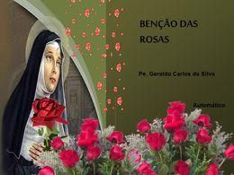 diaporama pps Bênção das Rosas