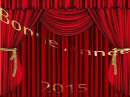 diaporama pps Bonne année 2015