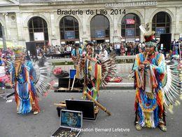 diaporama pps Braderie de Lille 2014