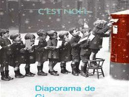 diaporama pps C'est Noël