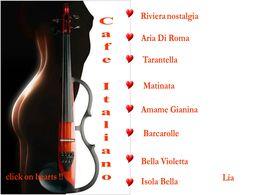 diaporama pps Café Italiano