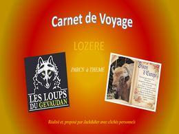 diaporama pps Voyage en Lozère – Parcs à thèmes