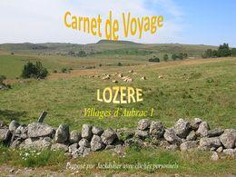 diaporama pps Voyage en Lozère – villages de l'Aubrac 1