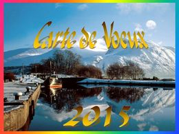 diaporama pps Carte de voeux 2015