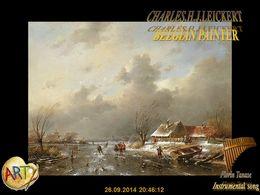 diaporama pps Charles H. J. Leickert – Belgian painter