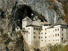 diaporama pps Château de Predjama – Slovénie