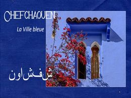 diaporama pps Chefchaouen