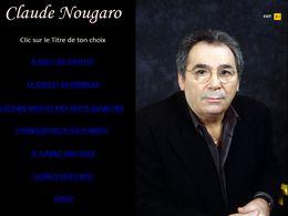 diaporama pps Claude Nougaro I
