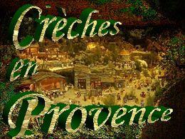 diaporama pps Crèches en Provence