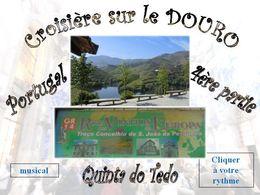 diaporama pps Croisière sur le Douro N°4
