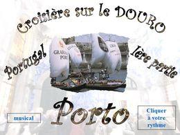 diaporama pps Croisière sur le Douro à Porto
