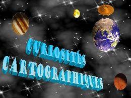 diaporama pps Curiosités cartographiques