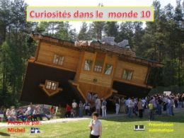 diaporama pps Curiosités dans le monde 10