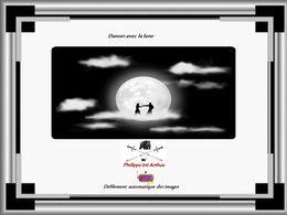 diaporama pps Danser avec la lune
