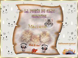 diaporama pps La poésie du chat