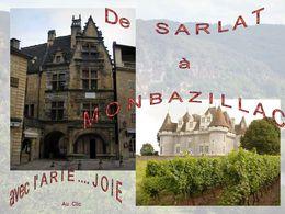 diaporama pps De Sarlat à Monbazillac