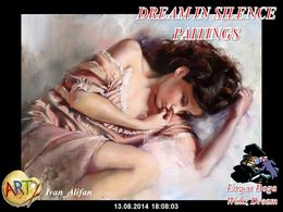 diaporama pps Dream in silence paintings