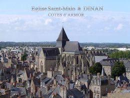 diaporama pps Eglise Saint-Malo à Dinan