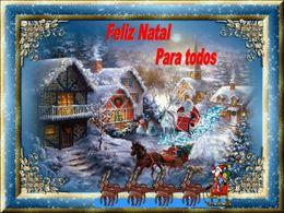 diaporama pps Feliz natal para todos