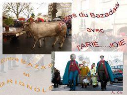 diaporama pps Foires du Bazadais