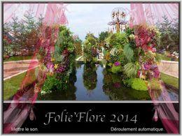 diaporama pps Folie'Flore Mulhouse Octobre 2014