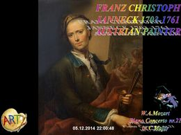 diaporama pps Franz Christoph Janneck – Austrian painter