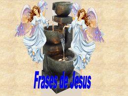 diaporama pps Frases de Jesus