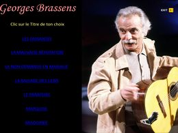 diaporama pps Georges Brassens III